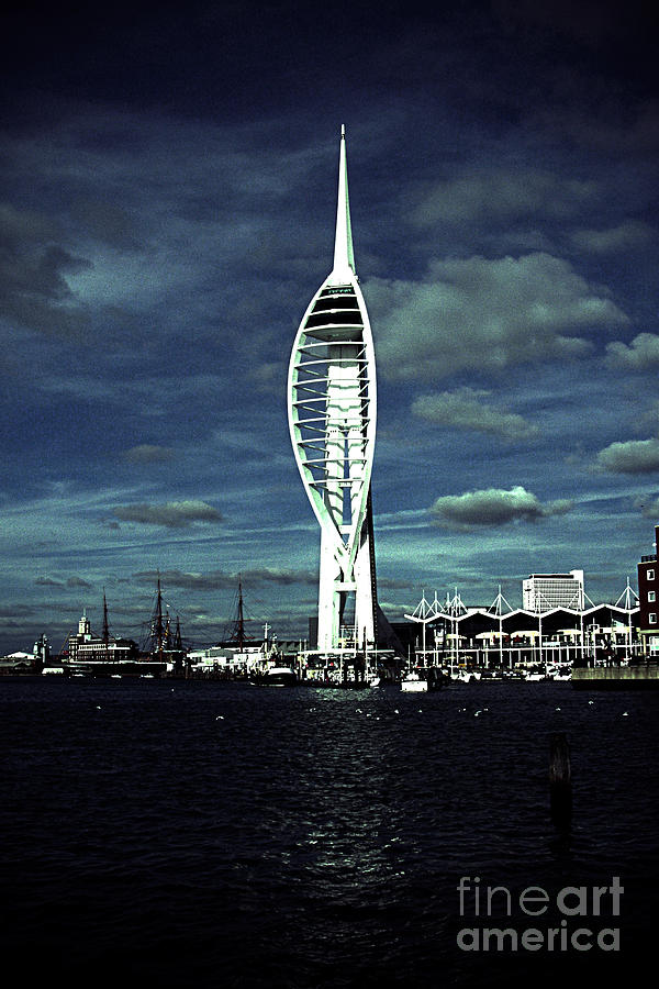 Spinnaker Tower Portsmouth Photograph