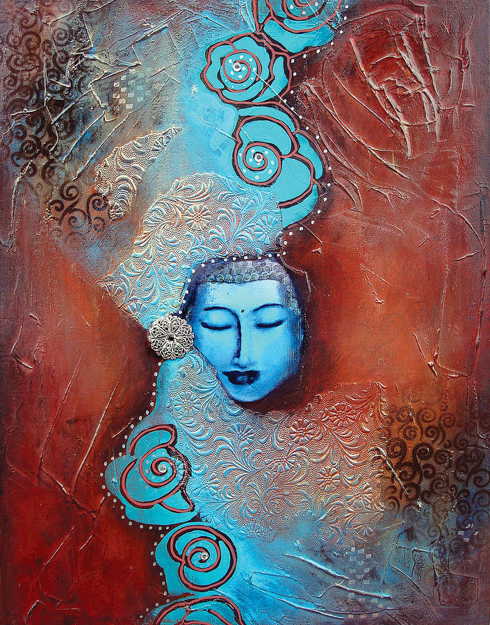 Spiritual Transcendance Painting