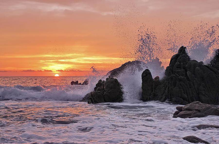 Splash  Photograph