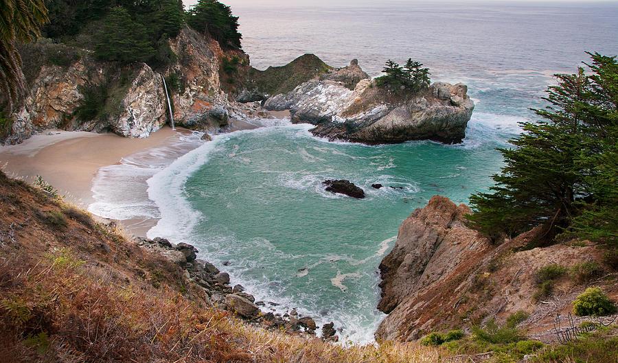 Splendor Of Pfeiffer Beach Photograph