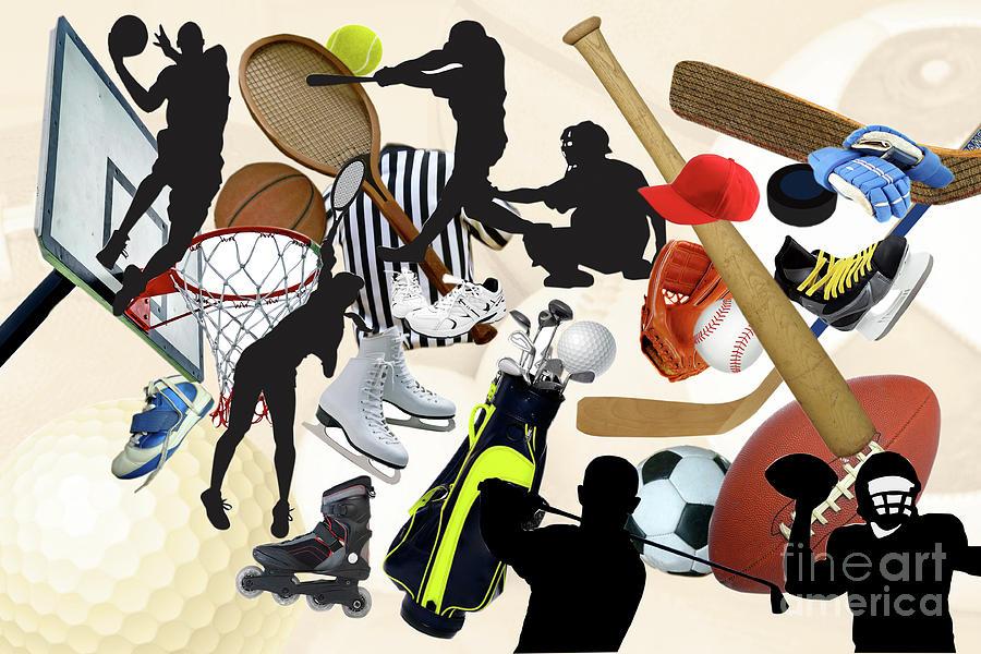 Sports Sports Sports Photograph
