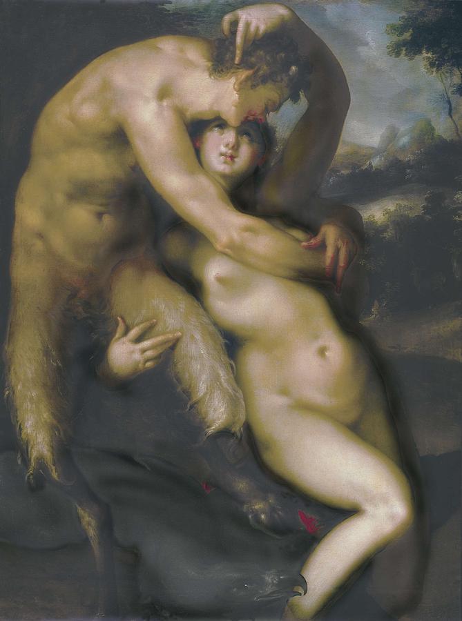 Spranger, Bartholomaeus 1546-1611 Photograph