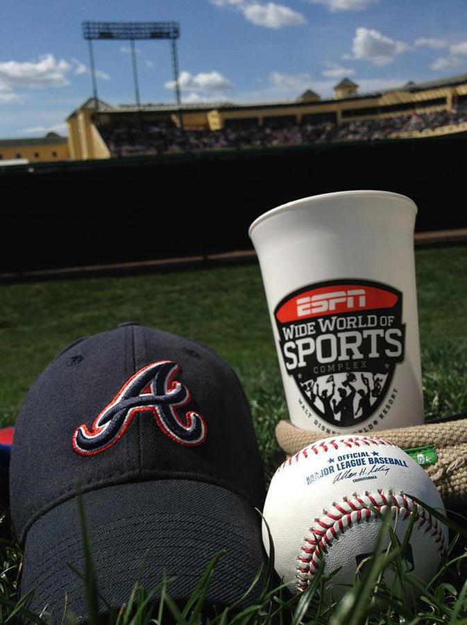 Spring Baseball Pyrography