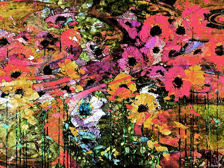 Flowers Mixed Media - Spring Eternal by Catherine Harms