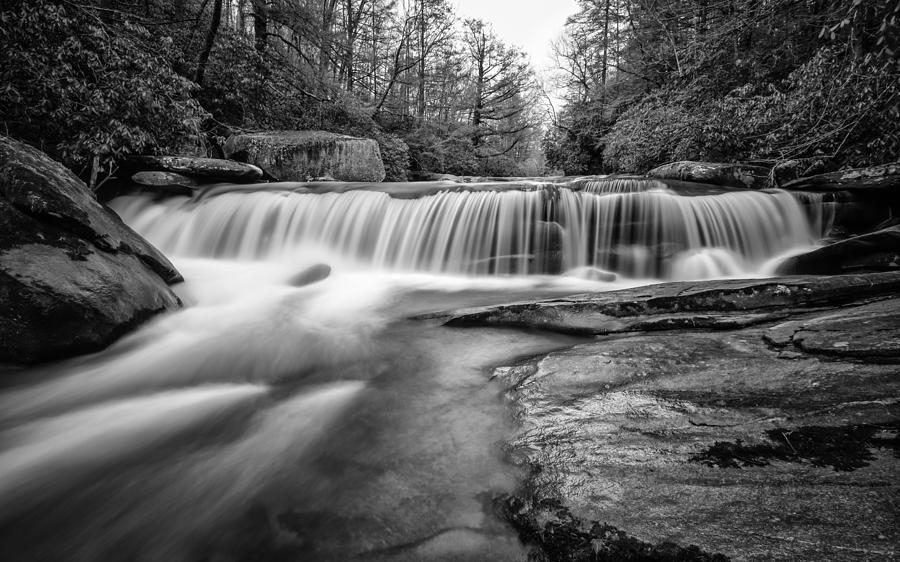 Landscape Photograph - Spring Falls by Brian Young