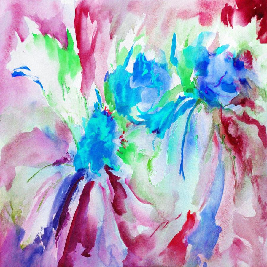 Spring Returns - Abstract Digital Art