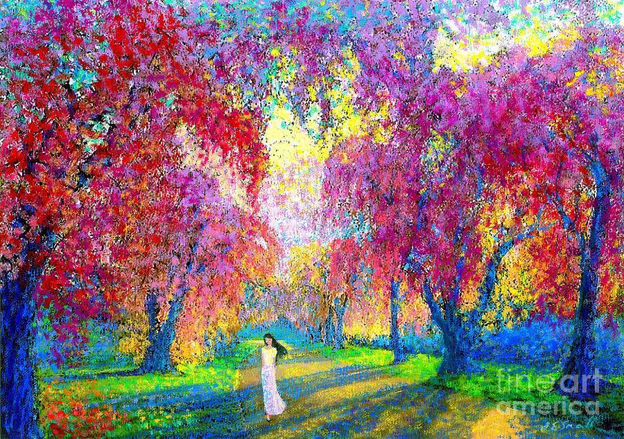 Spring Rhapsody Painting
