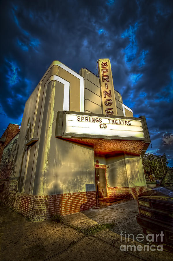 Springs Theater Co Photograph