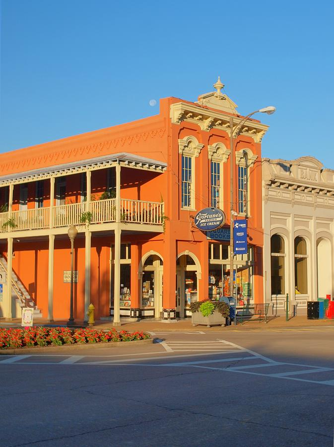 Square Books Oxford Mississippi Photograph