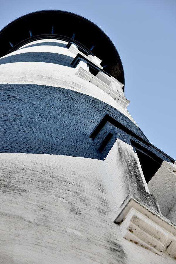 St Augustine Lighthouse - Angels And Ghosts Photograph