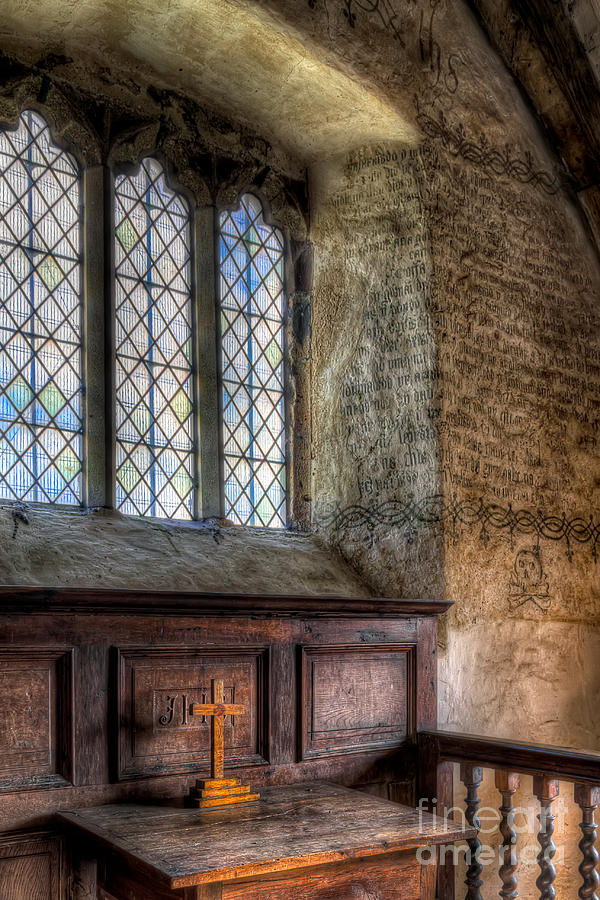 St Celynnin Church Photograph  - St Celynnin Church Fine Art Print