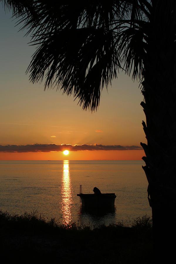 St. George Island Sunset Photograph