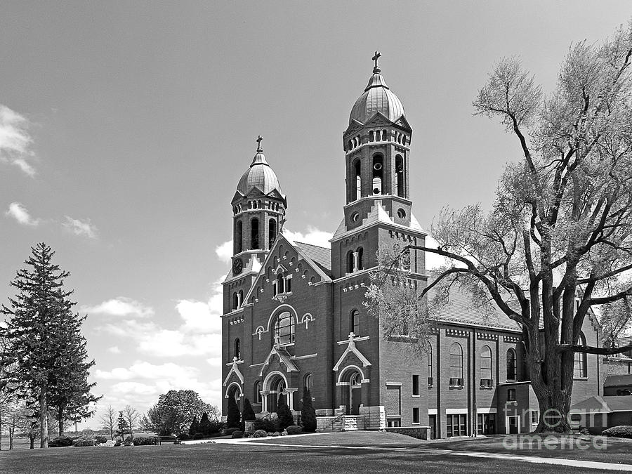 St. Josephs College Chapel Photograph  - St. Josephs College Chapel Fine Art Print