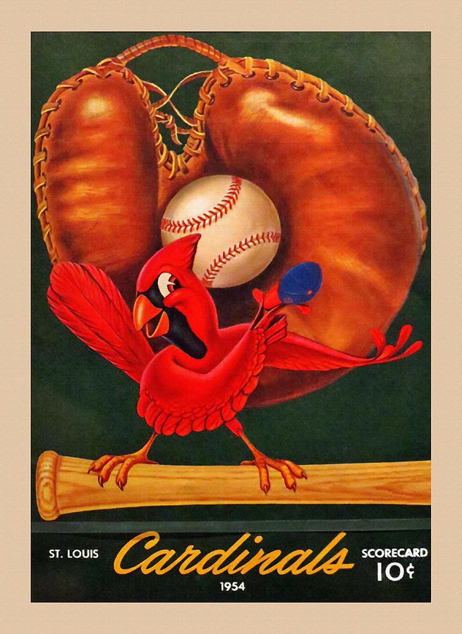 St Louis Cardinals Vintage 63