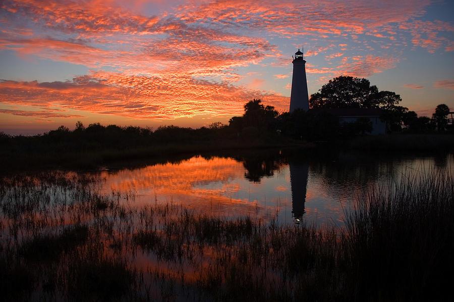 Lighthouse Sunset Tour January
