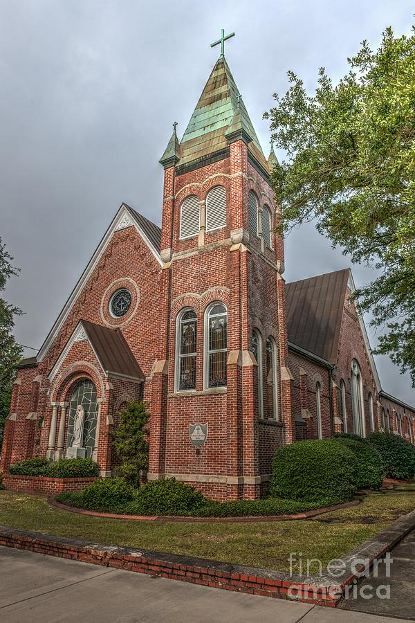 St Mary Catholic Church Photograph