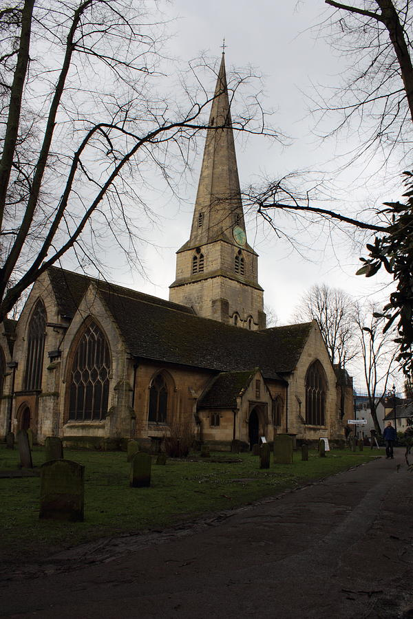 St. Marys Church Cheltenham Photograph