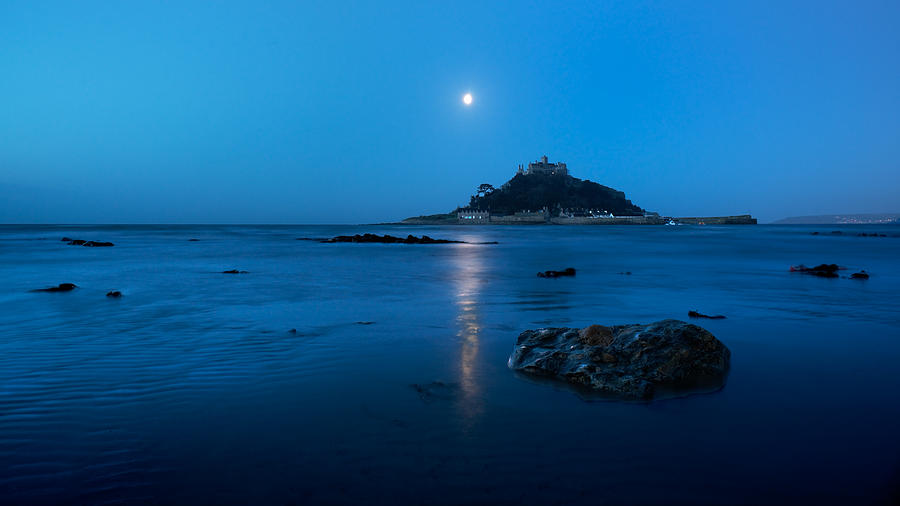 St. Michaels Mount Photograph