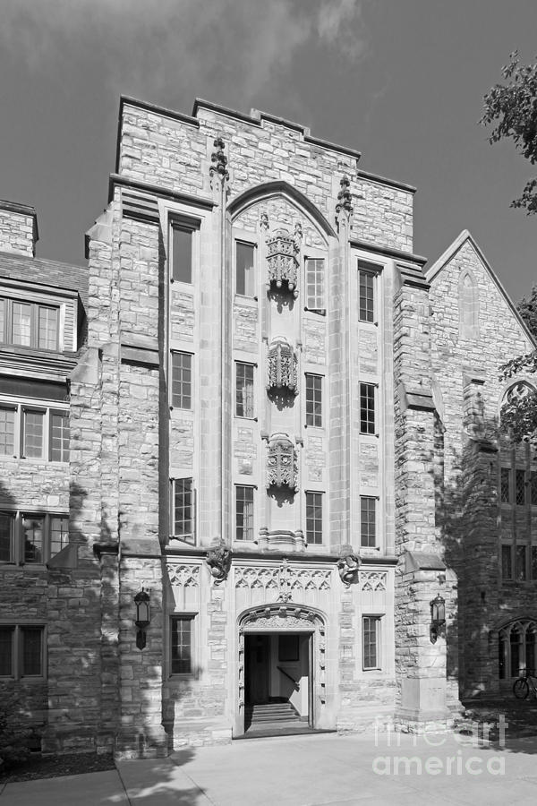 St. Olaf College Mellby Hall Photograph