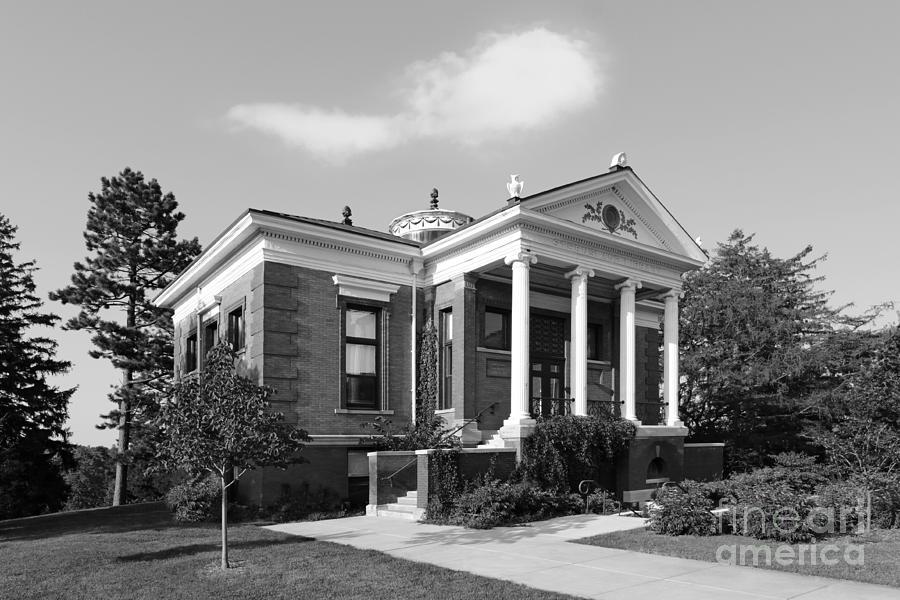 St. Olaf College Steensland Hall Photograph