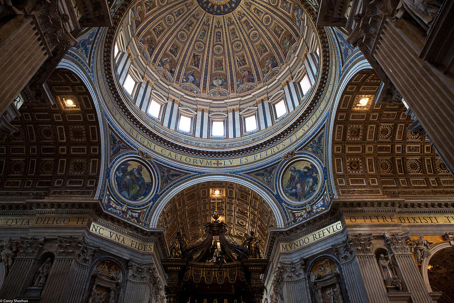 St. Peters Basilica Photograph