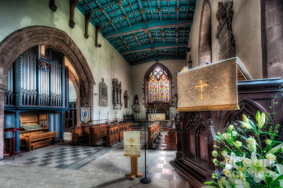 St Peters Church Photograph  - St Peters Church Fine Art Print
