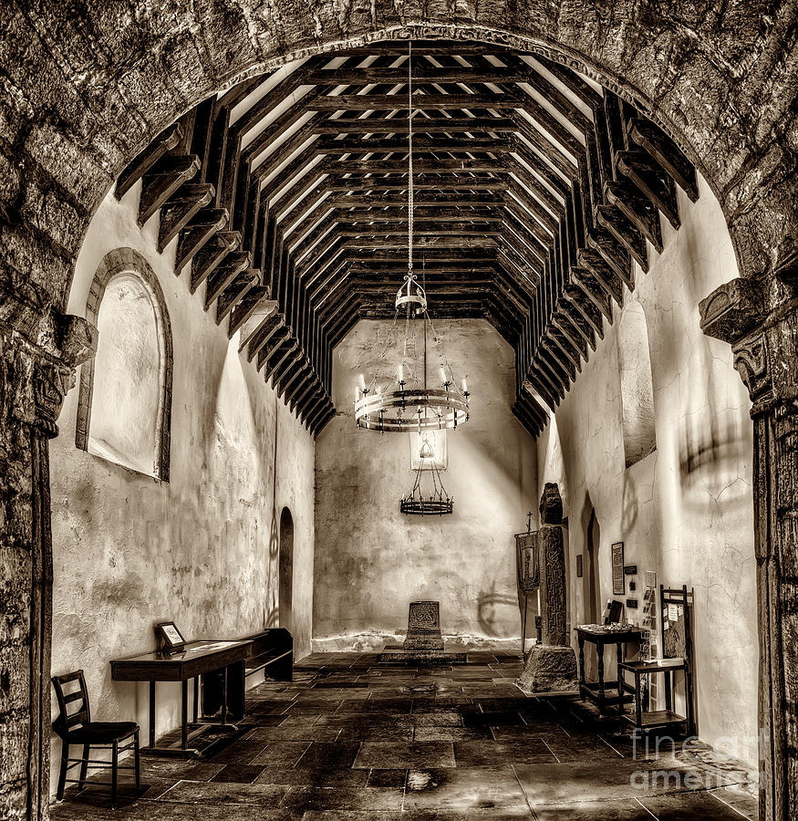 St Seirio Church Photograph