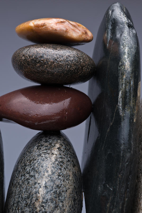 Stacked Stones 5 Photograph
