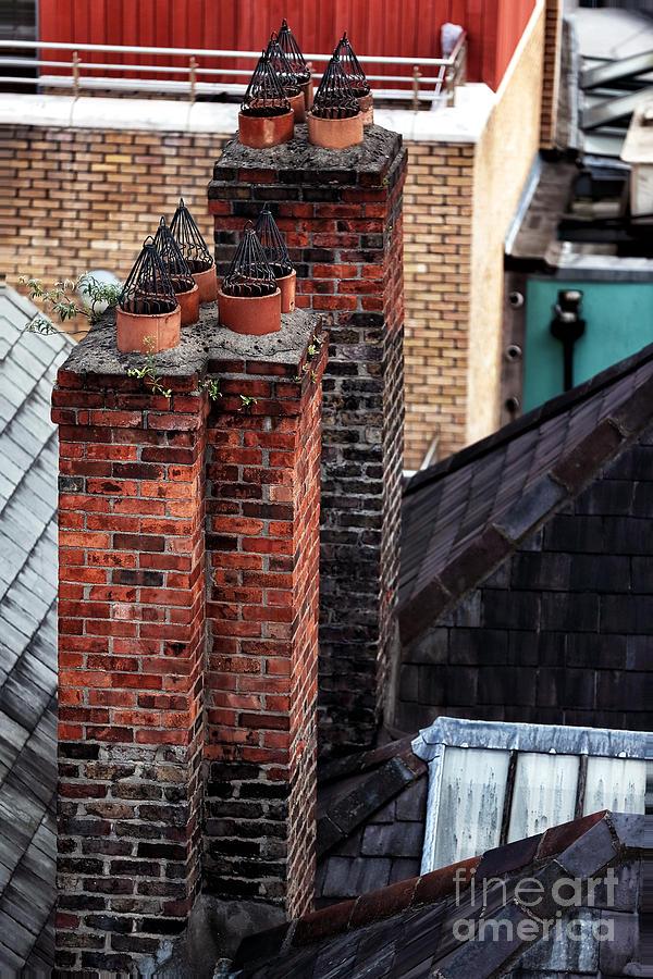 Stacks In Dublin Photograph