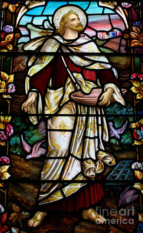 Stained Glass Window 2 Photograph  - Stained Glass Window 2 Fine Art Print
