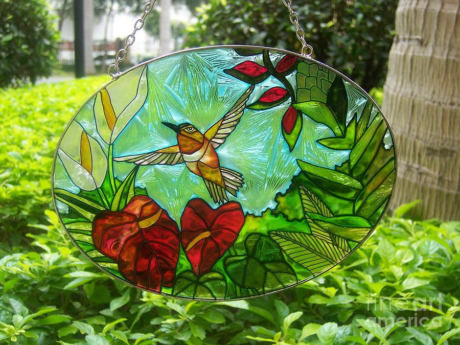 Stained Idea Glass Art