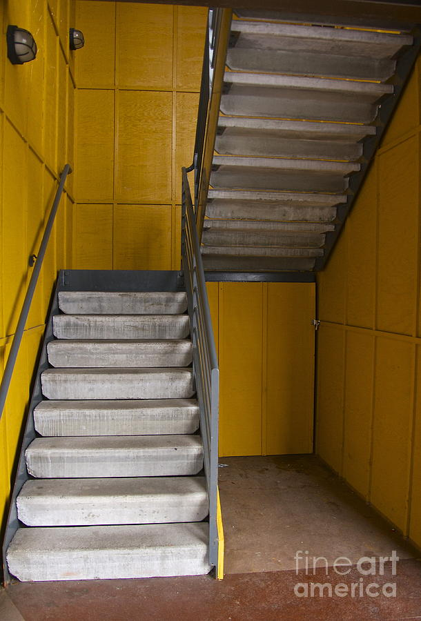 Stairwell Photograph