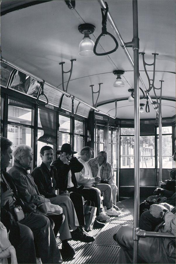 Standing Room Only Photograph