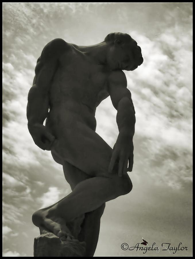 Standing Tall Sculpture