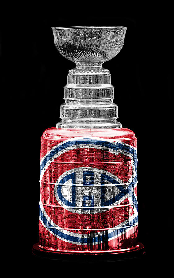 Stanley Cup 7 Photograph
