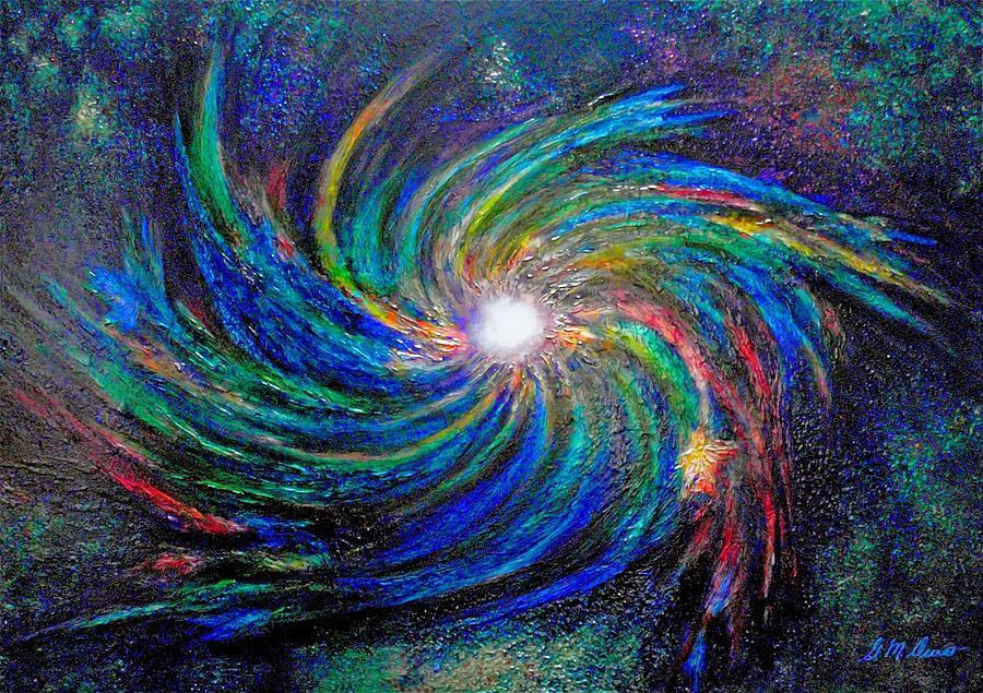 Star Birth Painting