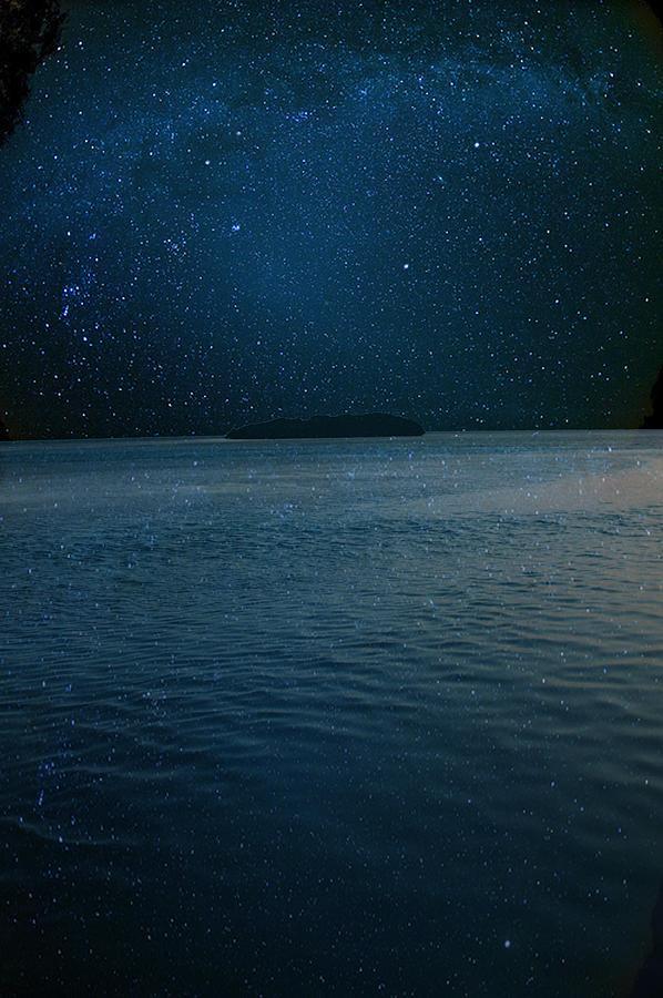 Star Island Photograph