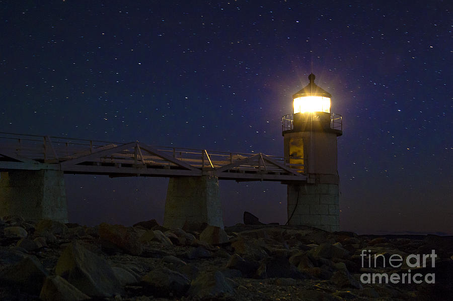 Star Light Photograph  - Star Light Fine Art Print