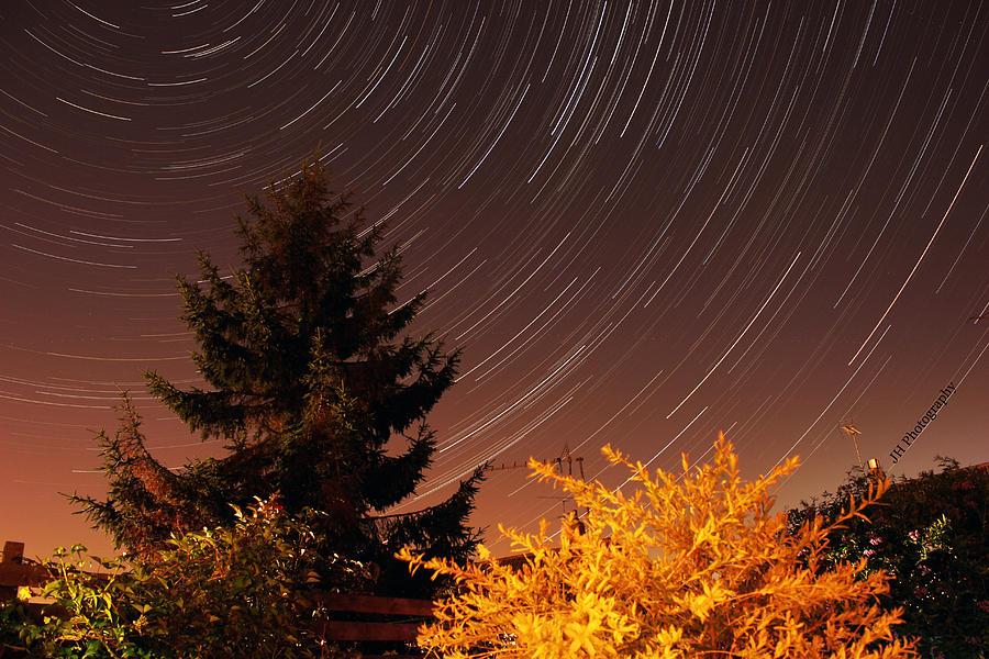 Star Trails Photograph