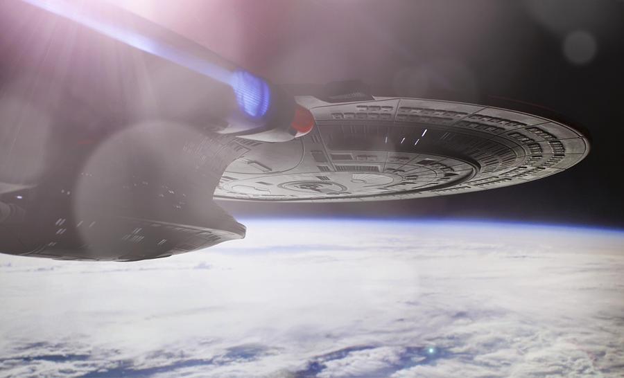 Star Trek - A New Civilization Photograph