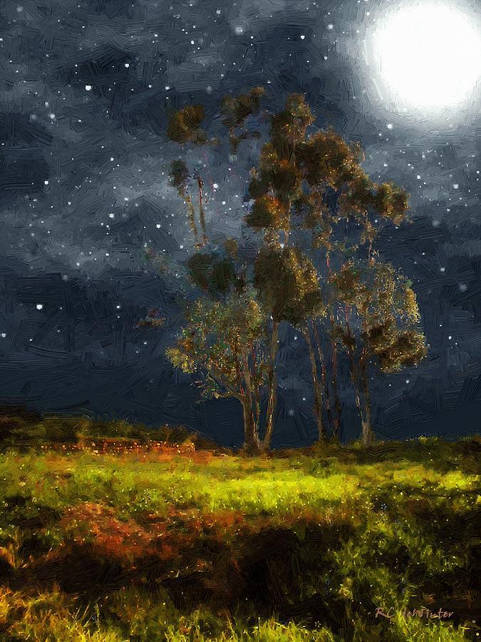 Starfield Painting