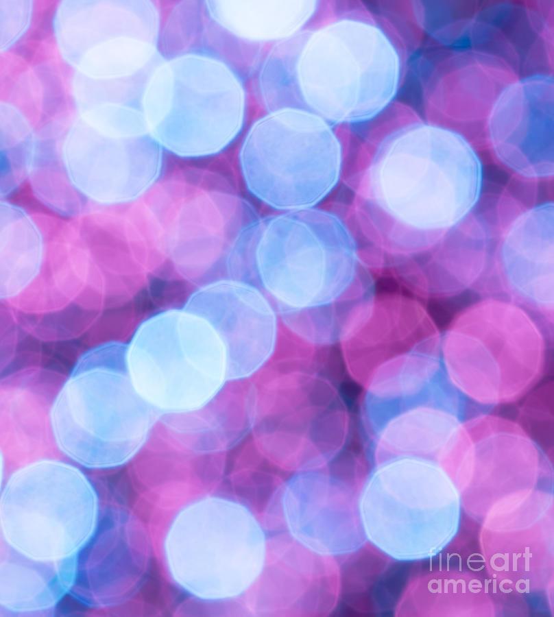 Abstract Photograph - Stargazer by Jan Bickerton
