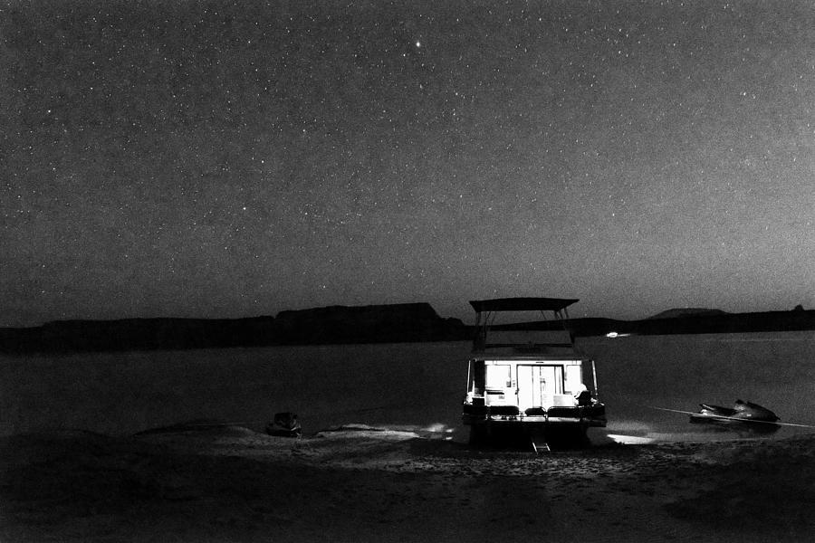 Starry Night - Lake Powell Photograph