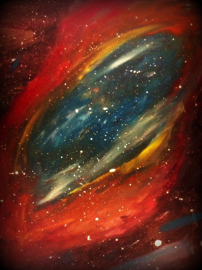 Stars Painting