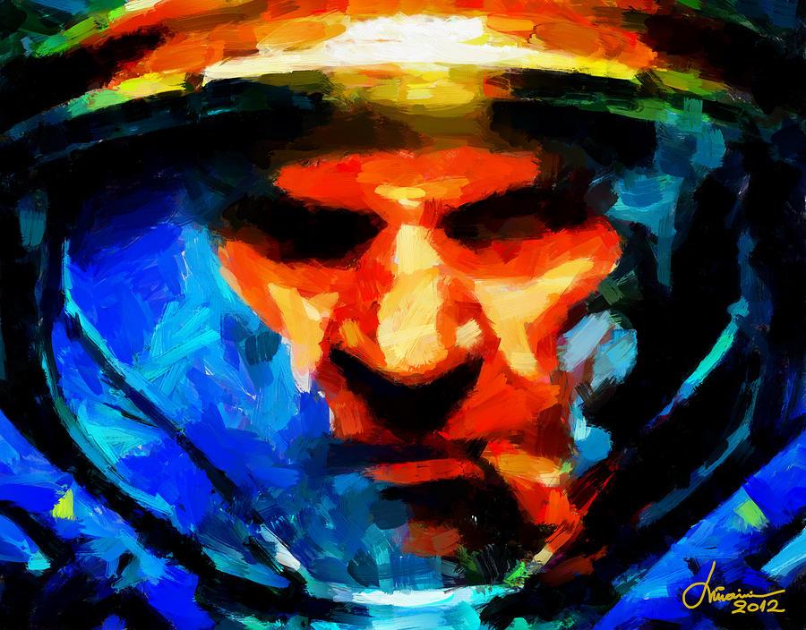 Starcraft Digital Art - Startcraft - Let The War Begin Tnm by Vincent DiNovici