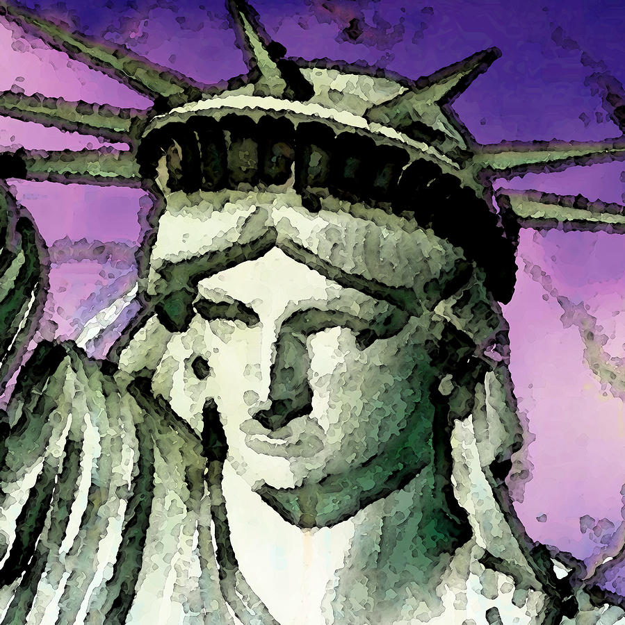 Statue Of Liberty - Liberty Painting