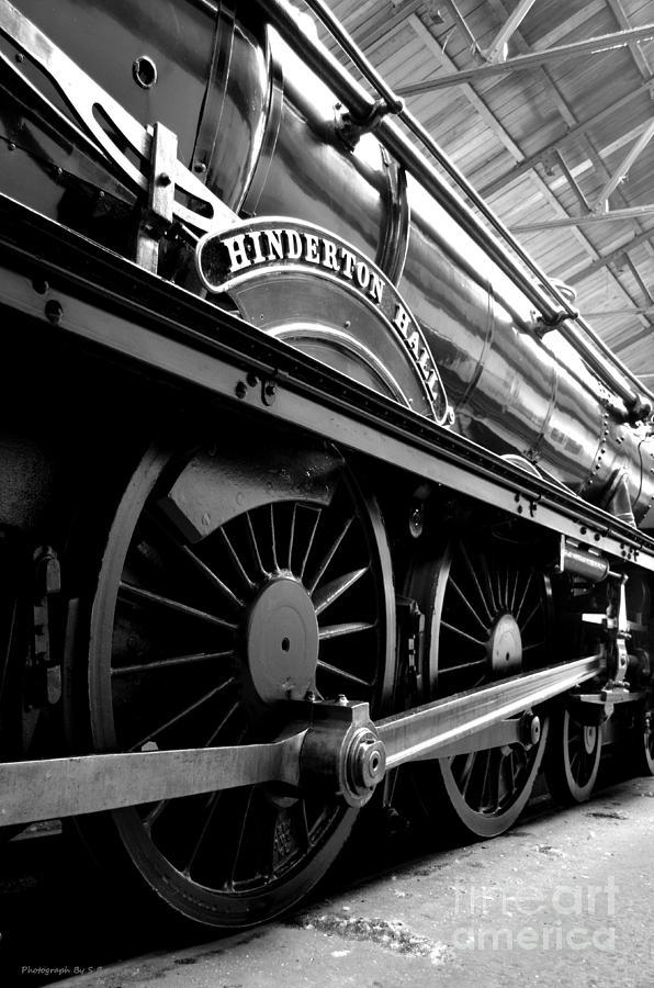 Steam Train Photograph