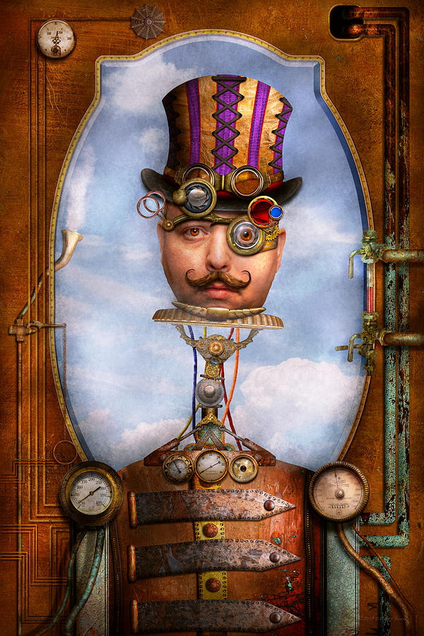 Steampunk - Integrated Photograph
