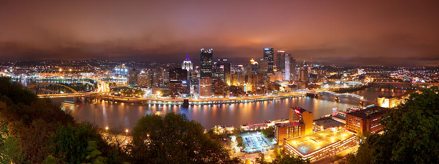 Steel City...pittsburgh Photograph