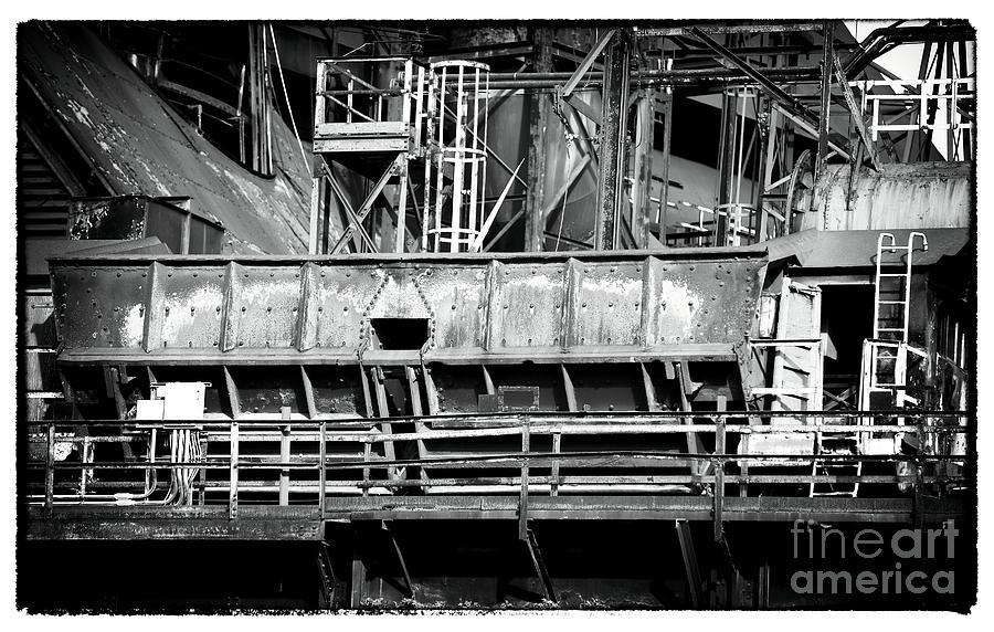 Steel Work Photograph